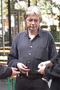 Michael Reichwald bei einer JES-Veranstaltung 2004